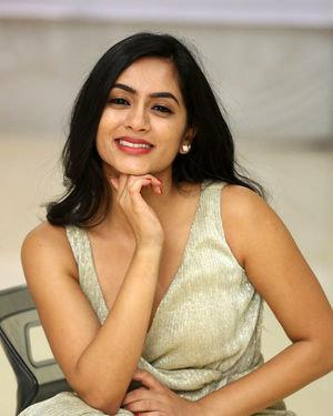 Neha Krishna - Valliddari Madhya Movie Press Meet Photos | Picture 1695865