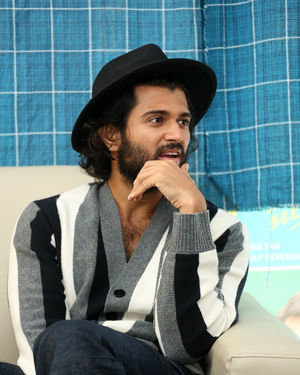 Vijay Devarakonda - Meeku Mathrame Chepta Movie Team Interview Photos | Picture 1695697
