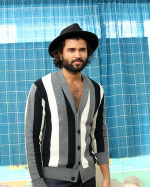Vijay Devarakonda - Meeku Mathrame Chepta Movie Team Interview Photos | Picture 1695705