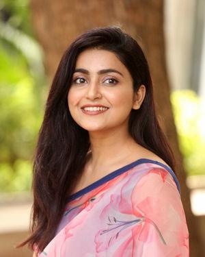 Avantika Mishra - Meeku Maathrame Chepta Movie Success Meet Photos