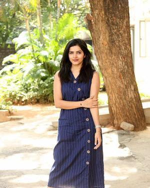Pavani Gangireddy - Meeku Maathrame Chepta Movie Success Meet Photos | Picture 1696099