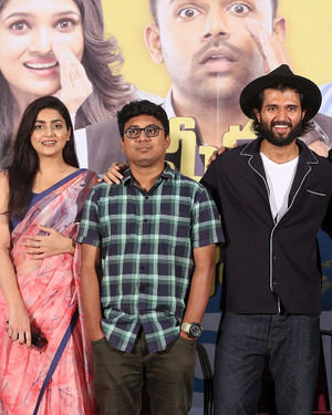 Meeku Maathrame Chepta Movie Success Meet Photos
