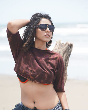 Deviyani Sharma Latest Hot Photoshoot In Goa | Picture 1696719