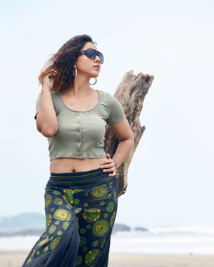 Deviyani Sharma Latest Hot Photoshoot In Goa | Picture 1696710