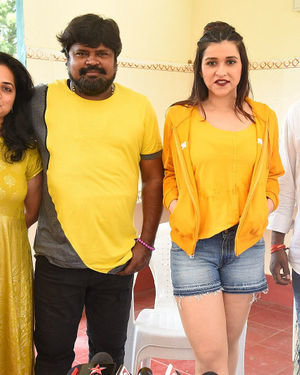 Hi 5 Movie Shooting Spot Coverage And Press Meet Photos | Picture 1697196