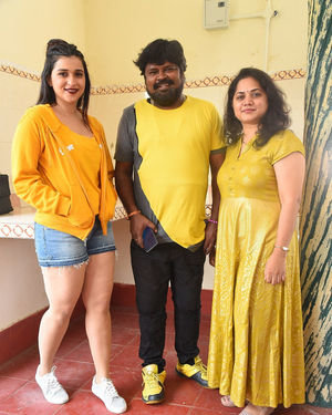 Hi 5 Movie Shooting Spot Coverage And Press Meet Photos | Picture 1697214
