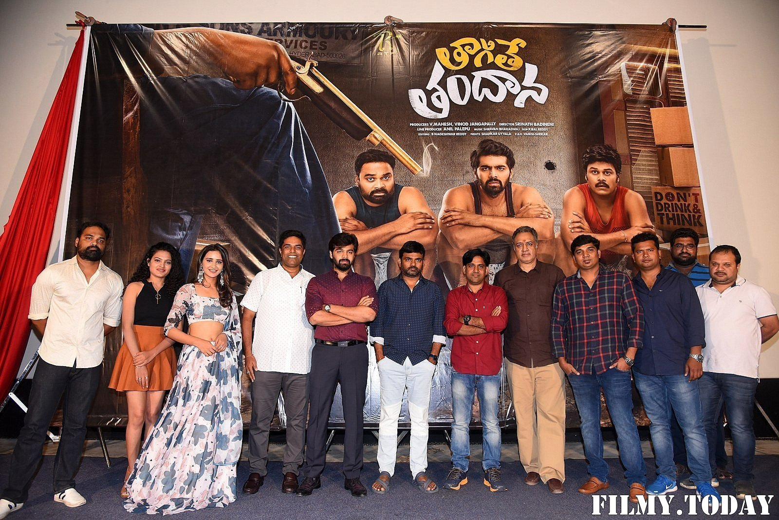 Taagithe Tandaana Movie First Look Launch Photos | Picture 1697179