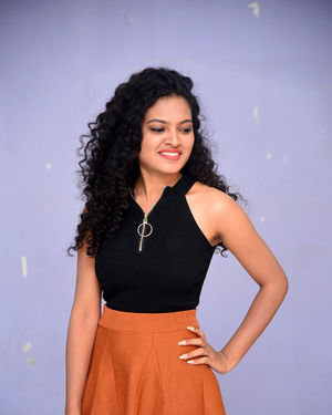 Riya (Taagithe Tandaana) - Taagithe Tandaana Movie First Look Launch Photos | Picture 1697079