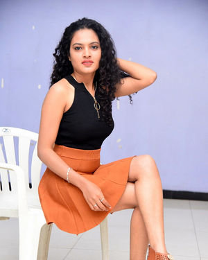 Riya (Taagithe Tandaana) - Taagithe Tandaana Movie First Look Launch Photos | Picture 1697090