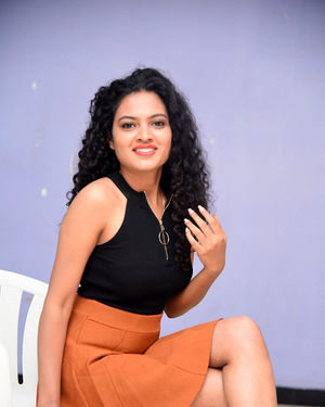 Riya (Taagithe Tandaana) - Taagithe Tandaana Movie First Look Launch Photos | Picture 1697091