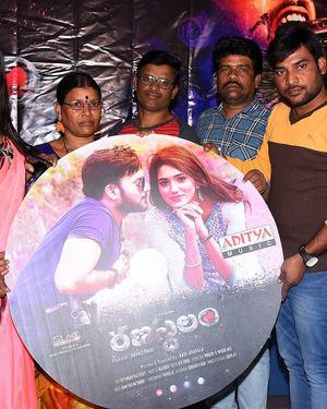 Ranastalam Movie Audio Launch Photos