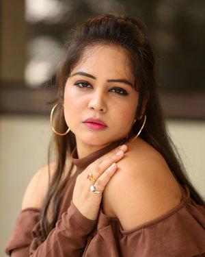 Zaara Khan - Ranastalam Movie Audio Launch Photos