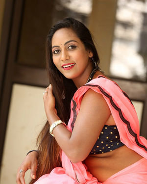 Meghana Chowdary - Ranastalam Movie Audio Launch Photos   Picture 1698000