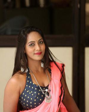 Meghana Chowdary - Ranastalam Movie Audio Launch Photos   Picture 1697995