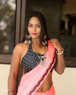 Meghana Chowdary - Ranastalam Movie Audio Launch Photos   Picture 1697989