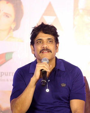 Nagarjuna Akkineni - ANR National Awards 2019 Press Meet Photos | Picture 1699016