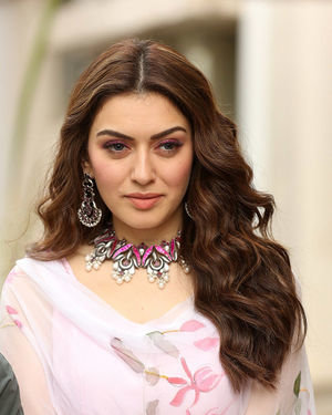 Hansika Motwani At Tenali Ramakrishna BA BL Movie Promotions