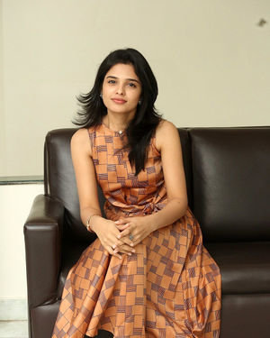 Harshitha Chowdary Photos At Tholubommalata Movie Interview | Picture 1699048