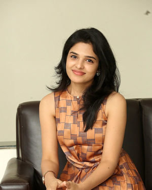 Harshitha Chowdary Photos At Tholubommalata Movie Interview | Picture 1699047