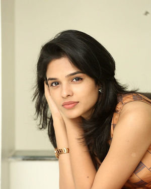 Harshitha Chowdary Photos At Tholubommalata Movie Interview | Picture 1699058