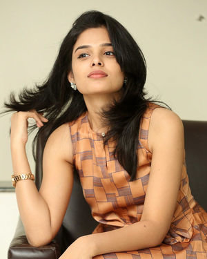 Harshitha Chowdary Photos At Tholubommalata Movie Interview | Picture 1699064