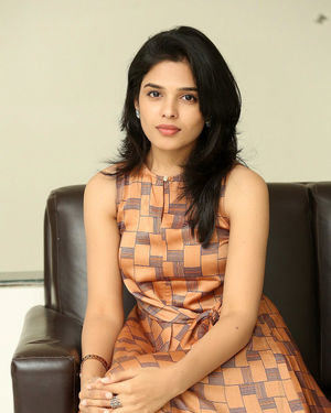 Harshitha Chowdary Photos At Tholubommalata Movie Interview | Picture 1699060