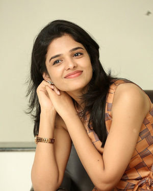 Harshitha Chowdary Photos At Tholubommalata Movie Interview | Picture 1699056