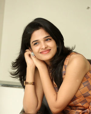 Harshitha Chowdary Photos At Tholubommalata Movie Interview | Picture 1699054