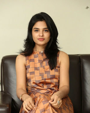 Harshitha Chowdary Photos At Tholubommalata Movie Interview | Picture 1699050