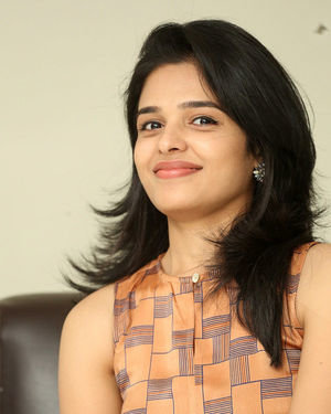 Harshitha Chowdary Photos At Tholubommalata Movie Interview | Picture 1699066