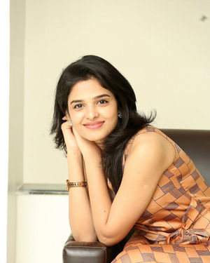 Harshitha Chowdary Photos At Tholubommalata Movie Interview | Picture 1699053