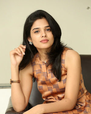Harshitha Chowdary Photos At Tholubommalata Movie Interview | Picture 1699065