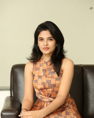 Harshitha Chowdary Photos At Tholubommalata Movie Interview | Picture 1699067