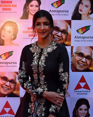 Lakshmi Manchu - ANR National Awards 2019 Photos
