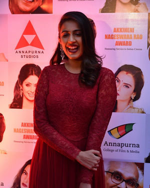 Niharika Konidela - ANR National Awards 2019 Photos | Picture 1699747