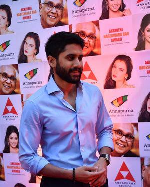 Naga Chaitanya - ANR National Awards 2019 Photos