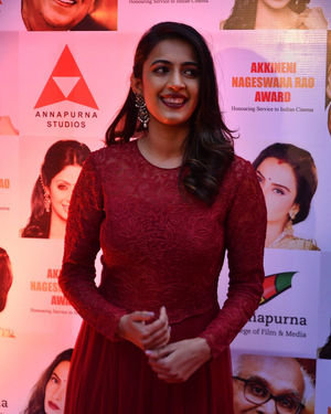 Niharika Konidela - ANR National Awards 2019 Photos