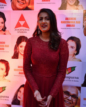 Niharika Konidela - ANR National Awards 2019 Photos | Picture 1699745