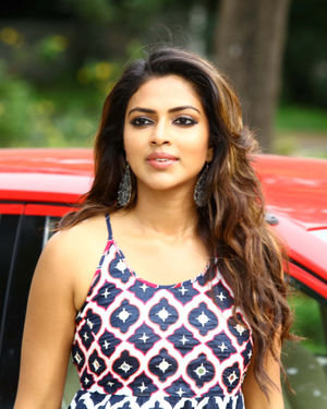 Amala Paul Stills From Bhaskar Oka Rascal Movie