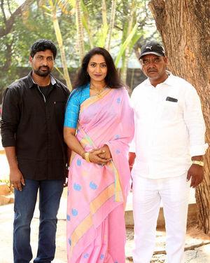Ammadeevena Movie Press Meet Photos