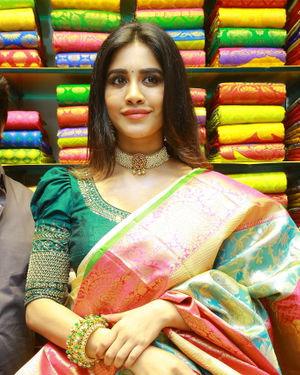 Nabha Natesh At Sri Kanchi Alankar Silks Grand Launch Photos | Picture 1699646