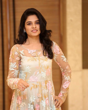 Harshitha Chowdary Photos At Tholu Bommalata Movie Promotions | Picture 1699890