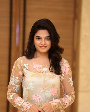 Harshitha Chowdary Photos At Tholu Bommalata Movie Promotions | Picture 1699908