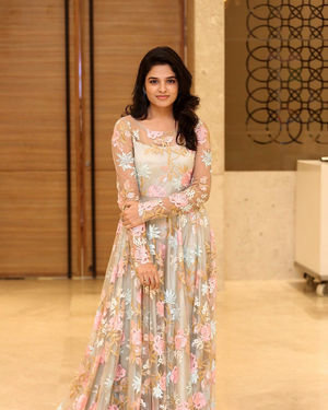 Harshitha Chowdary Photos At Tholu Bommalata Movie Promotions | Picture 1699901