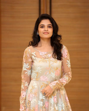 Harshitha Chowdary Photos At Tholu Bommalata Movie Promotions | Picture 1699900
