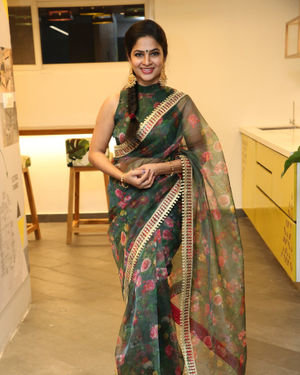 Madhumitha At Tathasthu Interior Designing Studio Inauguration Photos | Picture 1700008