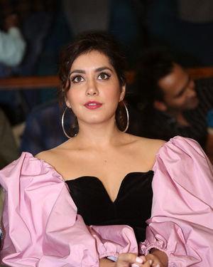 Raashi Khanna - Prati Roju Pandage Movie 2nd Single Song Launch Photos | Picture 1699980