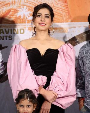 Raashi Khanna - Prati Roju Pandage Movie 2nd Single Song Launch Photos | Picture 1699996