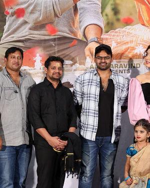 Prati Roju Pandage Movie 2nd Single Song Launch Photos