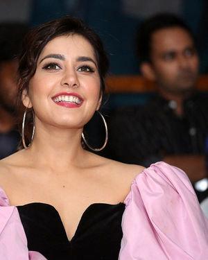 Raashi Khanna - Prati Roju Pandage Movie 2nd Single Song Launch Photos | Picture 1699975